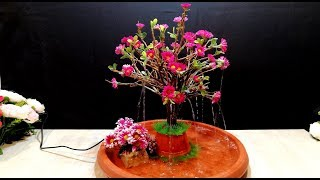 How to make a beautiful Tree Fountain / DIY
