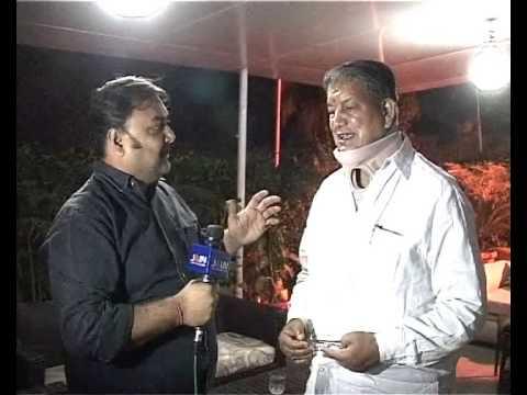exclusive interview with Harish Rawat...... CM Uttarakhand