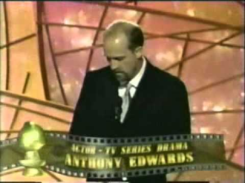 Anthony Edwards wins GG 1998