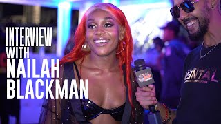 Nailah Blackman Interview - Trinidad Carnival 2019