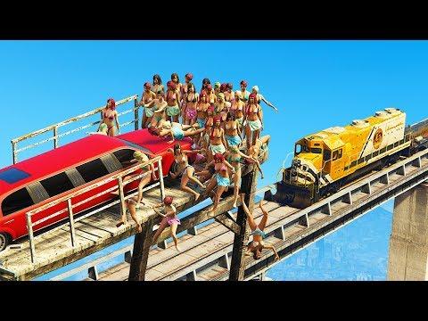 GTA 5 FAILS - #41 (GTA 5 Funny Moments Compilation)