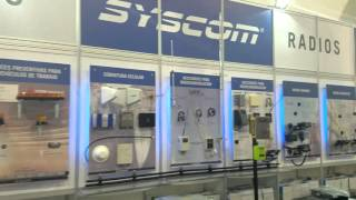 Booth SYSCOM 2016 ExpoSeguridad