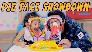 Pie Face Showdown (Loser Gets PUNISHED!!!)