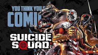 Suicide Squad - You Think You Know Comics?