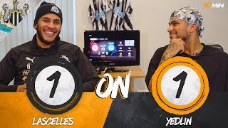 Does DeAndre Yedlin or Jamaal Lascelles have WORSE fashion?! | Lascelles vs Yedlin | NUFC Mr vs Mr |