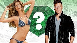 WOW, Tom Brady is HOW Rich?!?