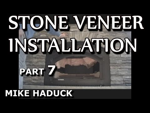 How I Build Stone Arches Mike Haduck Youtube