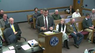 March 2 2020 Commissioners Meeting