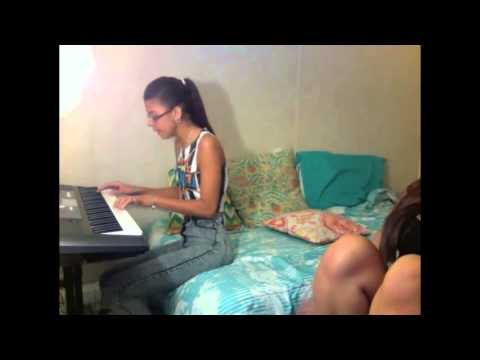 Kary Rodriguez : Cover on Thinking about you by Frank Ocean