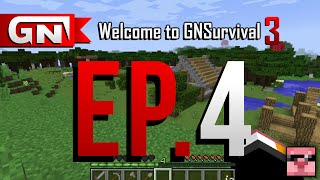 Welcome to GNSurvival 3.5 EP.4 จุดจบเซมน้อย