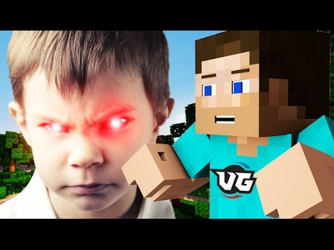 THE MEANEST CHILD TROLLED IN MINECRAFT 2!