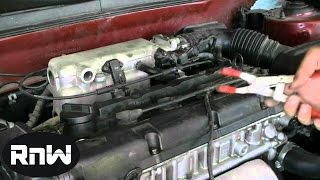 How to Remove and Replace Spark Plugs - Hyundai Elantra 2.0L Engine