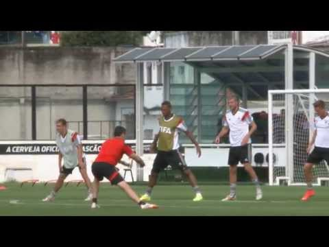 Schweinsteiger: DFB-Team bereit für den WM-Pokal   Deutschland - Argentinien   WM-Finale 2014