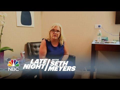 Paula Pell's Favorite SNL Writing Night Memory - Late Night With Seth Meyers