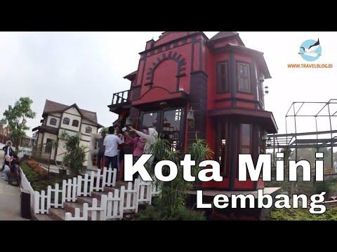 Foto wisata bandung kota mini