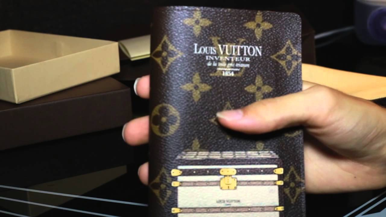 Louis Vuitton Passport Cover Wallet Trunks Amp Locks