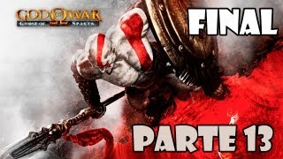 God of War Ghost of Sparta HD Walkthrough - Parte 13 FINAL - Español