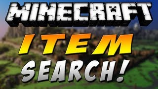 Minecraft 1.4.7 - Como instalar Item Search MOD - ESPAÑOL TUTORIAL