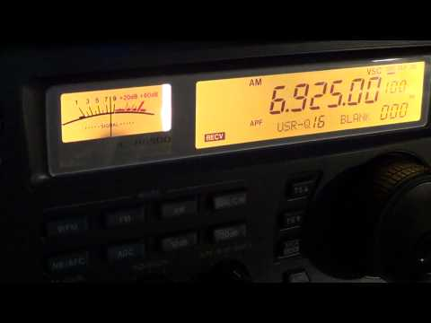 Radio Ronin Shortwave pirate part 2 of 3