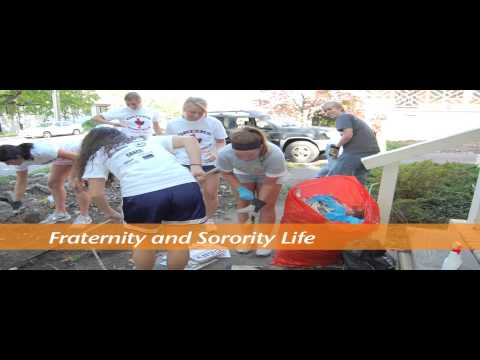 Fraternity and Sorority Life - 2009
