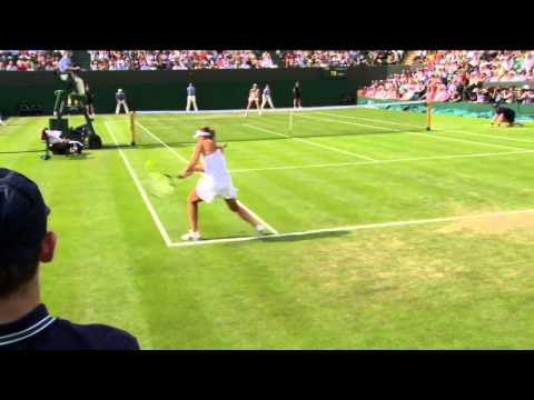 2013 Day 3 Highlights: Michelle Larcher De Brito v Maria Sha