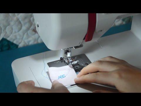 bernette sew&go 8 – knoopsgaten en letters naaien