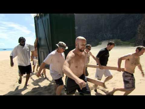 Primer día de filmación de Piratas del Caribe: Navegando Aguas Misteriosas