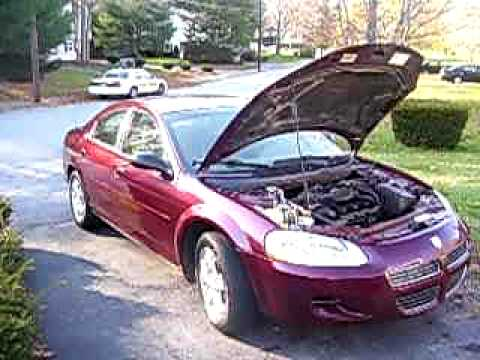 2002 Dodge Stratus 2.7L best running sludge engine