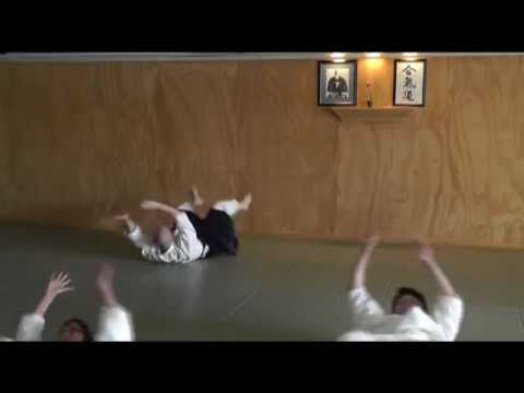 A smattering of Aikido ukemi strength-building exercises Image 1