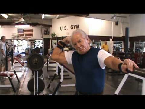 JOE CANTU 80 YEARS OLD AND STRONG - YouTube