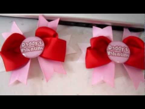 Two Hearts Boutique – Valentine's Day Hair Bows