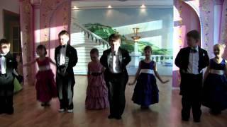 Король танцев ВАЛЬС - воспитанники детского сада
