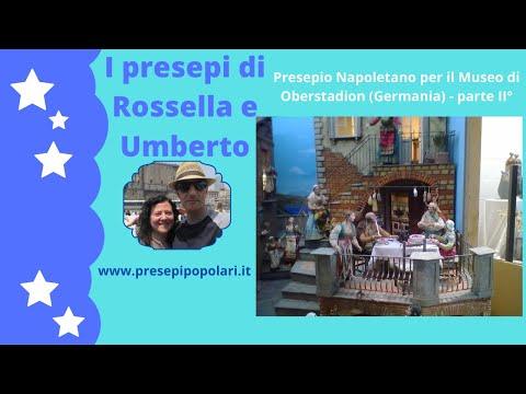 I presepi di Rossella e Umberto Presepio Napoletano(parte II°)