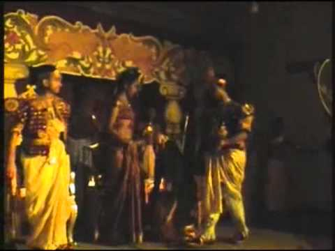 Wessanthara Jathakaya Stage Drama Part 1-  4 video