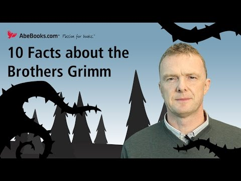 Learn more about the Brothers Grimm at AbeBooks: http://www.abebooks.com/books/authors/brothers-grimm.shtml 1. The brothers Grimm, Jacob and Wilhelm, were born in Hanau - close to Frankfurt...