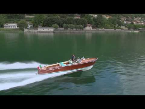 Boat Design: Riva Aquarama Lamborghini video