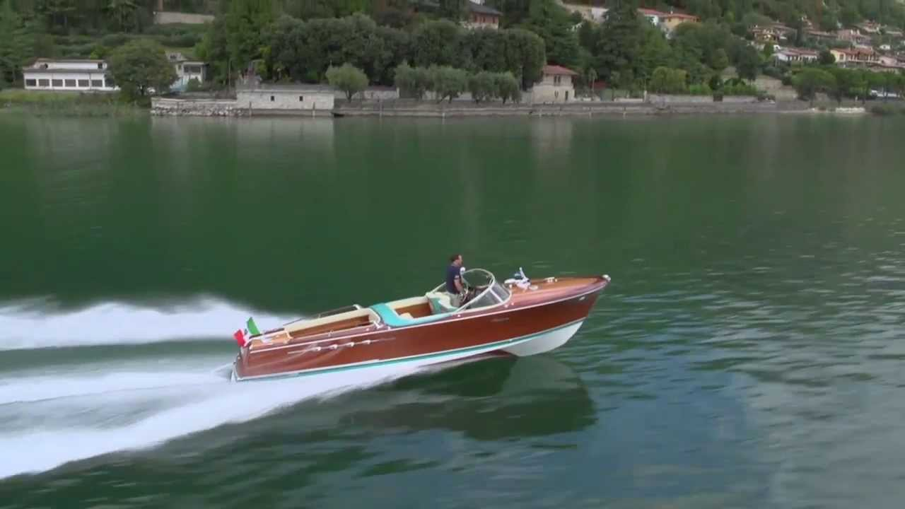 Boat Design: Riva Aquarama Lamborghini - YouTube