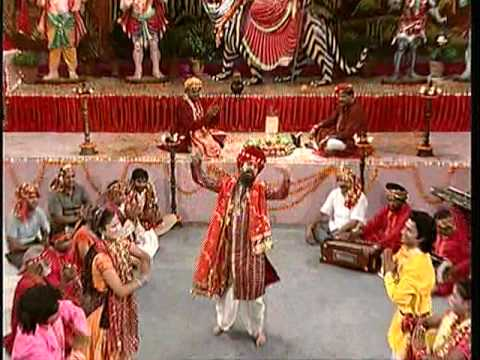 Maa Ki Chunri Laal Laal [full Song] Sundar Saja Hai Dwara video