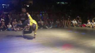 Bgirl Peppa vs Bgirl Sassy Exhibition Battle