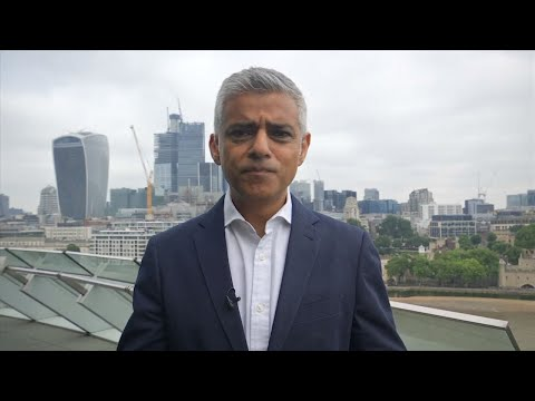 London Mayor: Trump Protests Are Free Speech