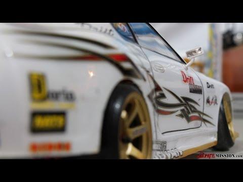 Toyota Supra RWD RC Drifting Max Speed Technology FXX-D VIP DriftMission.com