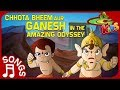 Chhota Bheem aur Ganesh in the Amazing Odyssey Track