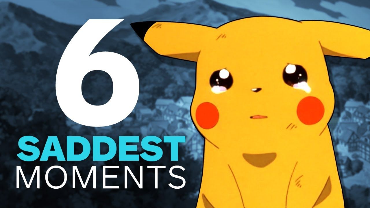 6 saddest pokemon moments what to watch youtube
