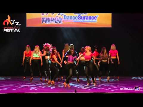 2016 Sydney Latin Festival.  Karel Flores Bootcamp