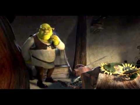 Shrek hallelujah