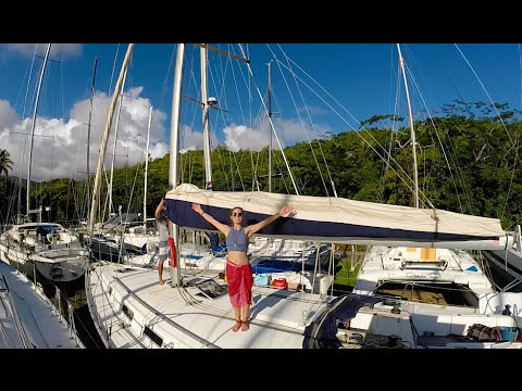Return to La Vaga in Grenada!! (Sailing La Vagabonde) - Ep. 22