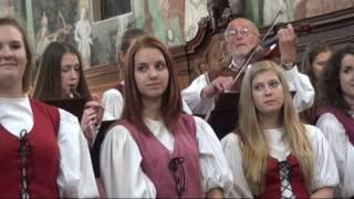 Aktuálně  Noc kostelů Prachatice 2016   koncert souboru CINK