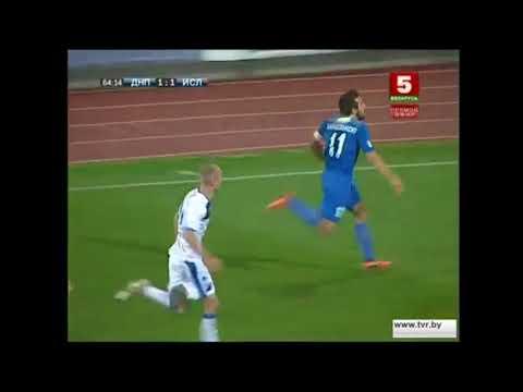 Победный гол Геннадия Близнюка в ворота «Днепра»