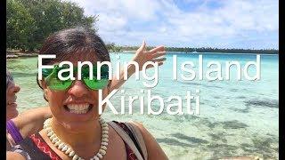 Life in Tabuaeran, Fanning Island, Kiribati