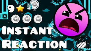 Geometry Dash (2.0) - Instant Reaction by Creator3LITE